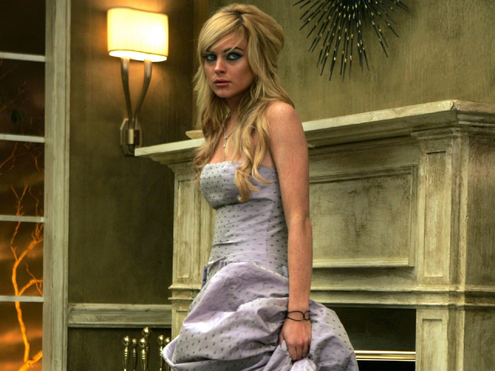 Wallpaper - Lindsay Lohan