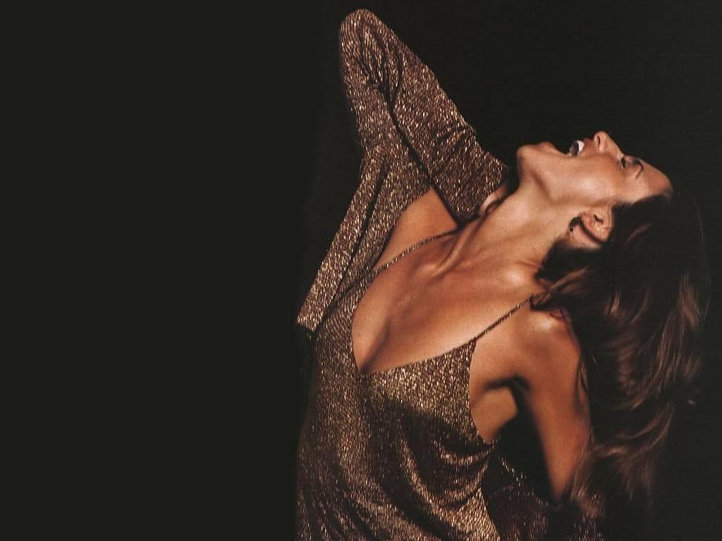Wallpaper dell'attrice spagnola Penelope Cruz