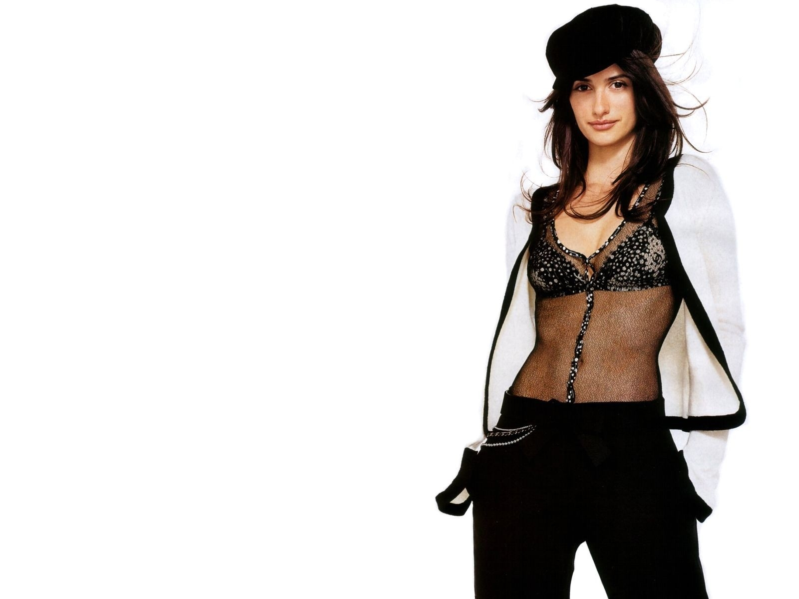 Wallpaper di Penelope Cruz in versione bad girl