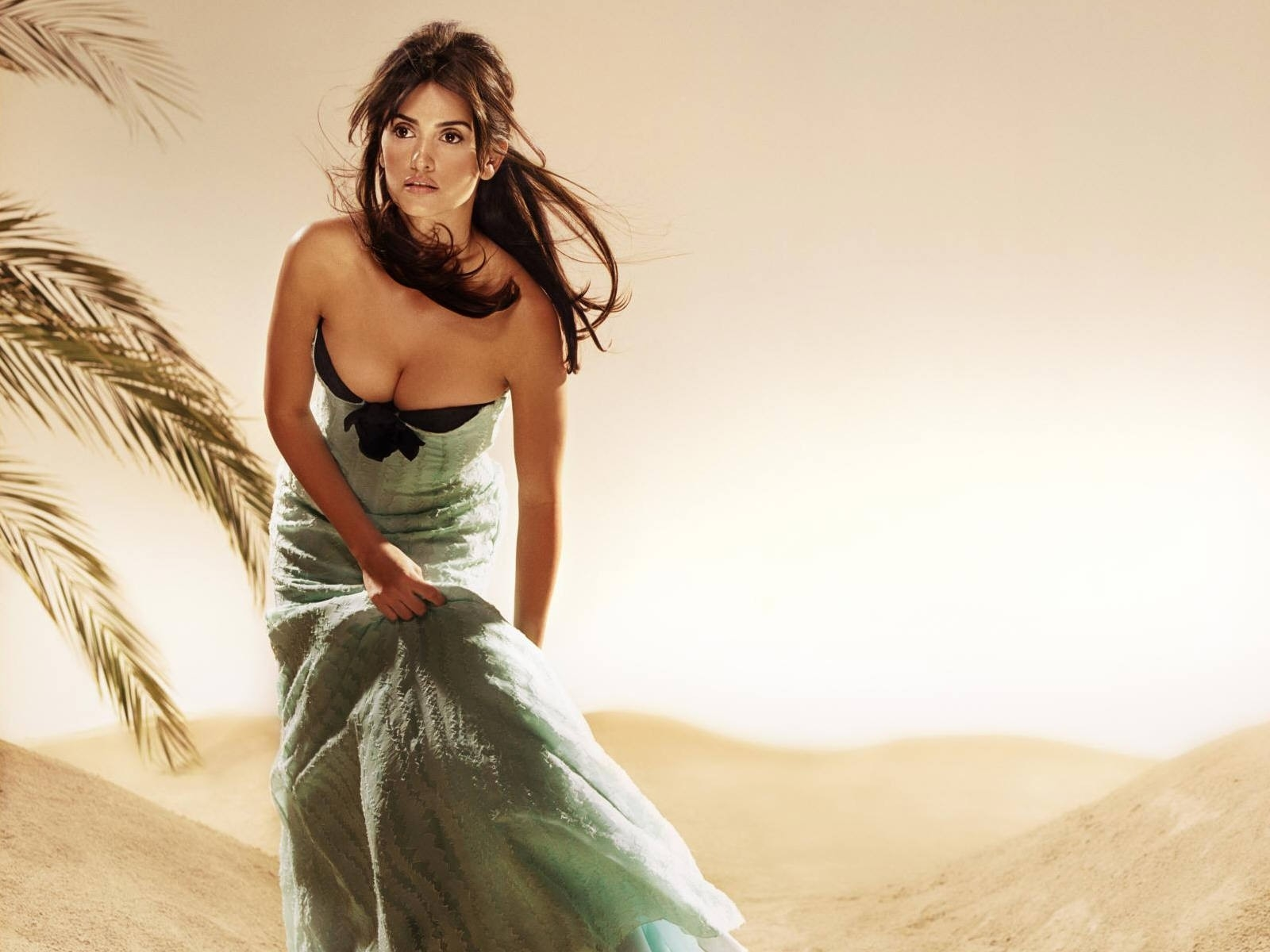 Wallpaper - una luminosa Penelope Cruz