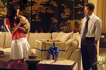 Daniel Dae Kim e Yunjin Kim in 'La casa del Sol Levante', episodio di Lost