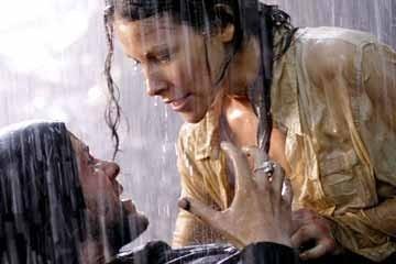 Evangeline Lilly e Dominic Monaghan nel Pilot di Lost