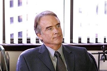 John Terry nell'episodio 'Inseguimento' di Lost