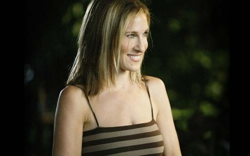Sarh Jessica Parker in una scena di Sex and the City, episodio Ragazzo interrotto