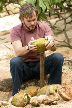 Dominic Monaghan nell'episodio 'Fuorilegge' di Lost