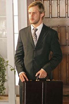 Dominic Monaghan nell'episodio 'Ritorno' di Lost (2004)