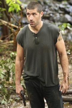 Matthew Fox nell'episodio 'Ritorno' di Lost