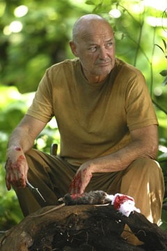 Terry O'Quinn nell'episodio 'Cambiamenti' di Lost