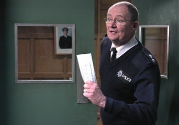 Jim Broadbent in Hot Fuzz