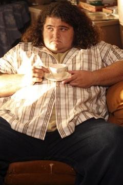 il simpatico Jorge Garcia nell'episodio 'Numeri' di Lost