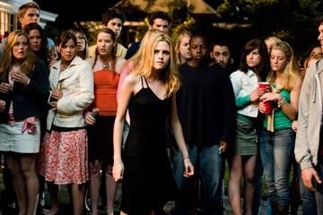 Kristen Stewart in una scena de Il bacio che aspettavo (2007)