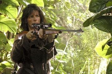 Mira Furlan è Danielle nell'episodio 'Numeri' di Lost