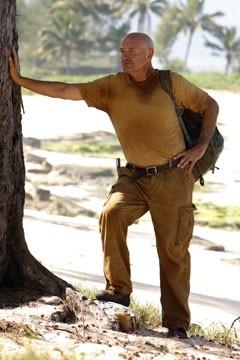 Terry O'Quinn è John Locke nell'episodio 'Numeri' di Lost