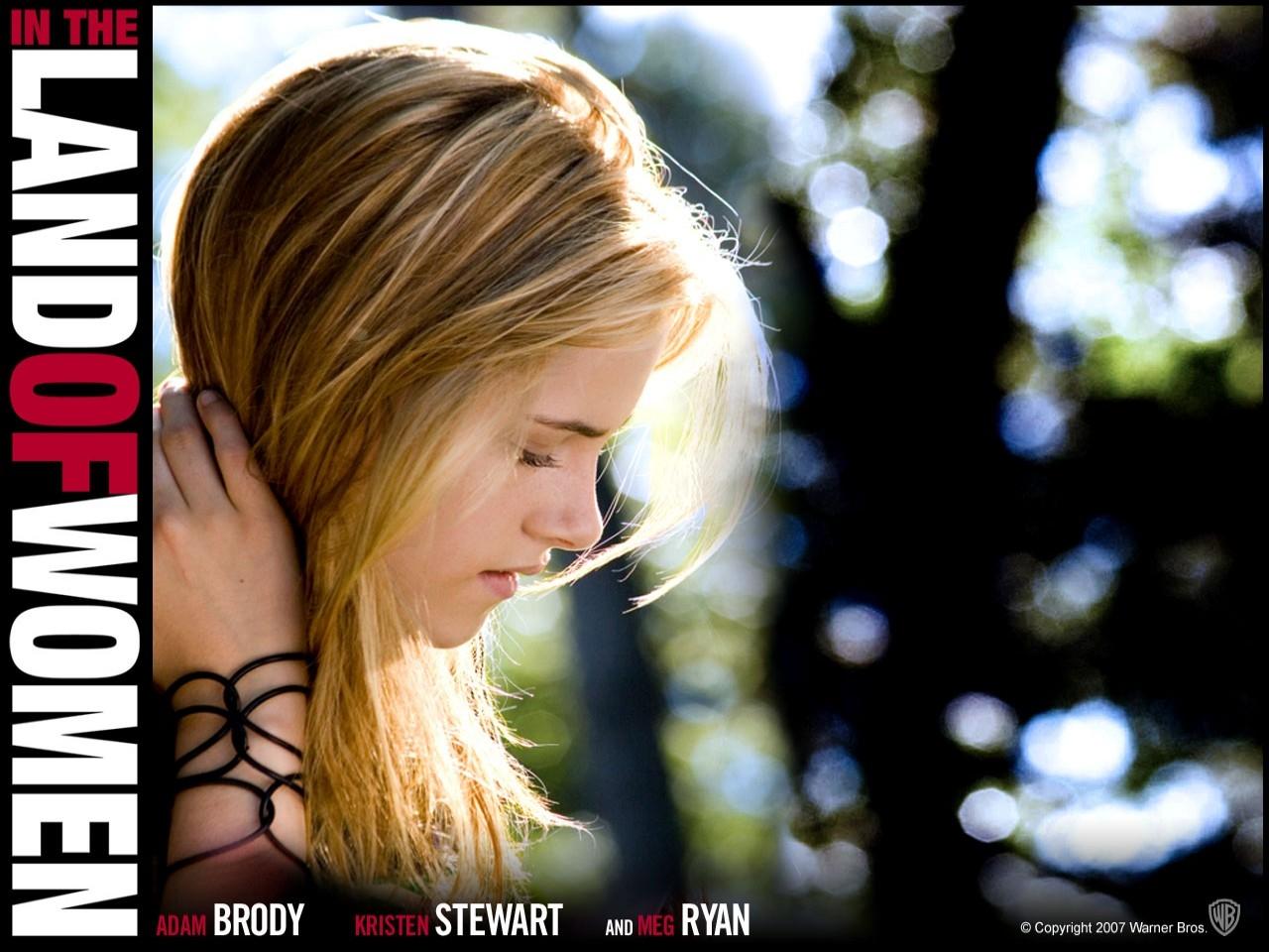 Wallpaper del film Il bacio che aspettavo, con Kristen Stewart