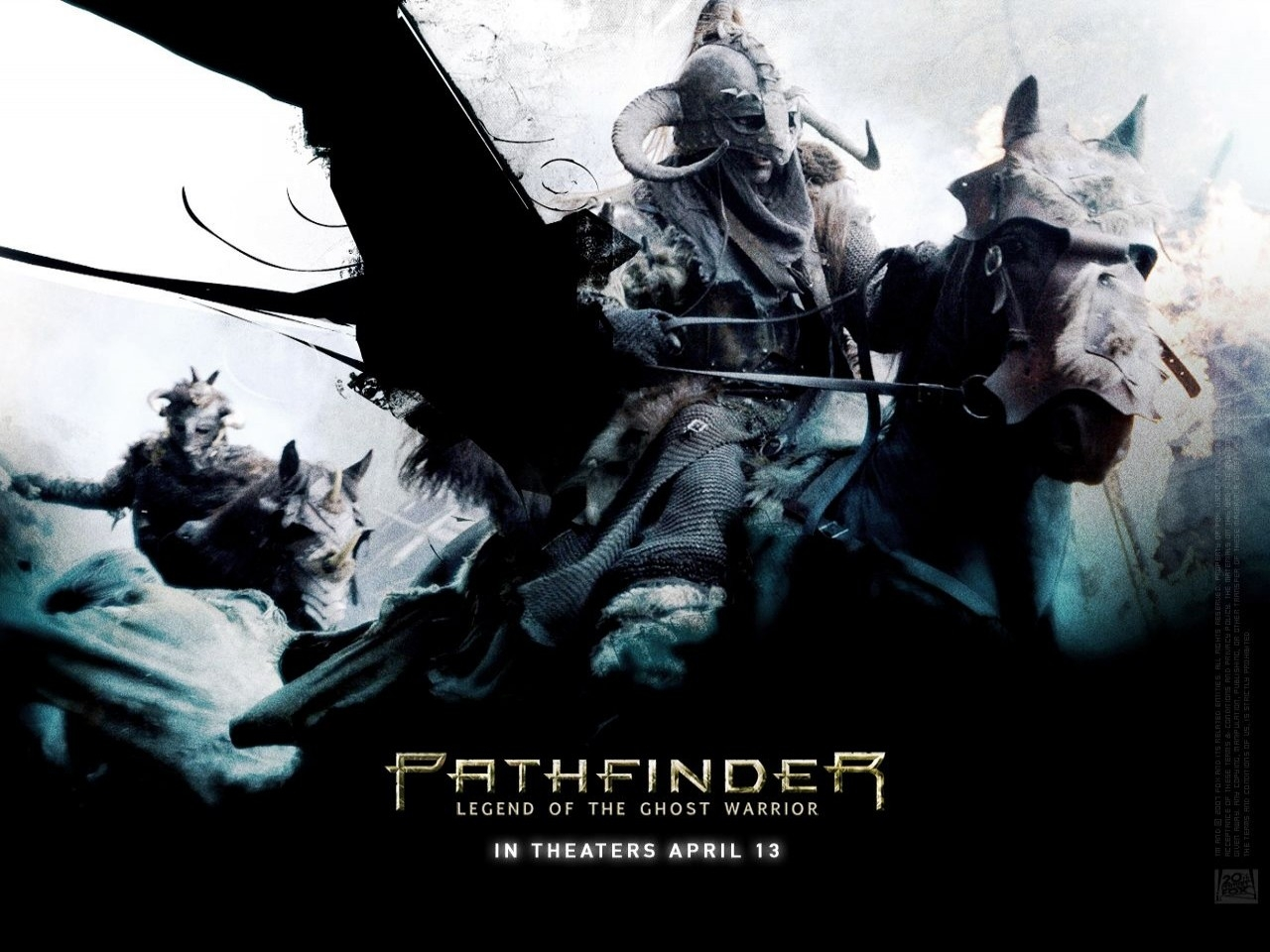 Wallpaper del film Pathfinder