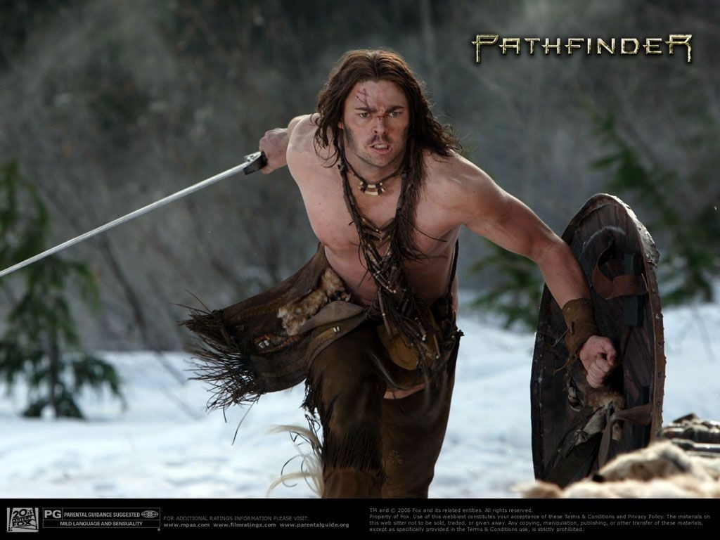 Wallpaper dell'action-fantasy Pathfinder - La leggenda del Guerriero Vichingo