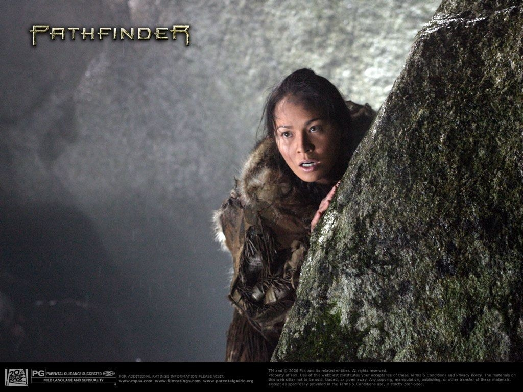 Wallpaper di una scena del film Pathfinder - La leggenda del Guerriero Vichingo