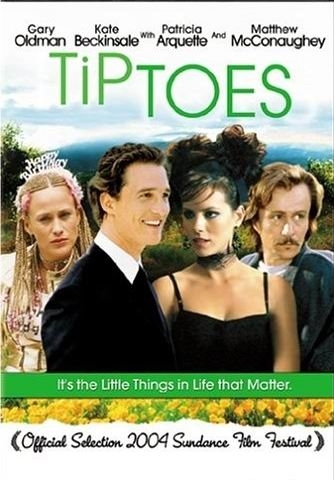 La locandina di Tiptoes