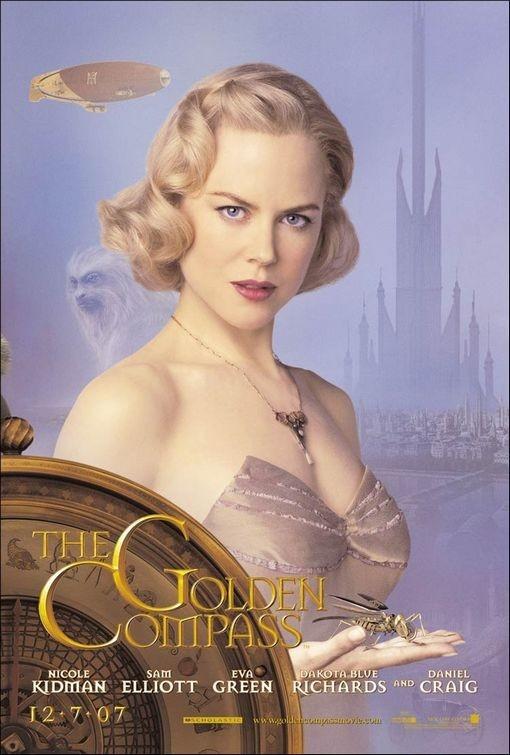 Poster promozionale di La bussola d'oro