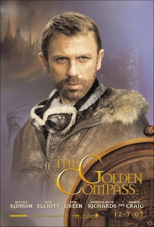 Poster promozionale di Queste oscure materie: La bussola d'oro