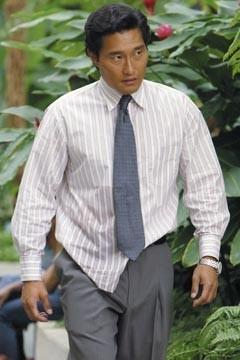 Daniel Dae Kim in una scena dell'episodio 'Esodo: parte 2' di Lost
