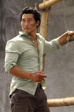 il fascinoso Daniel Dae Kim nell'episodio 'Esodo: parte 2' di Lost