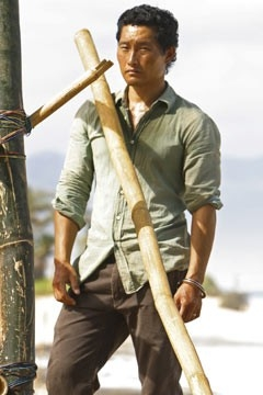 Daniel Dae Kim nell'episodio 'In fuga' di Lost