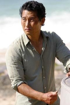 Daniel Dae Kim in una scena dell'episodio 'In fuga' di Lost