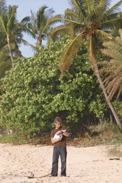 Dominic Monaghan nell'episodio 'Il bene superiore' di Lost