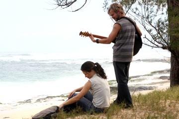 Evangeline Lilly e Dominic Monaghan nell'episodio 'In fuga' di Lost