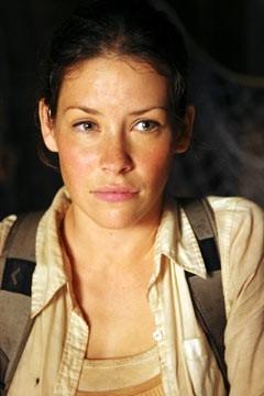 Evangeline Lilly nell'episodio 'Esodo: parte 2' di Lost