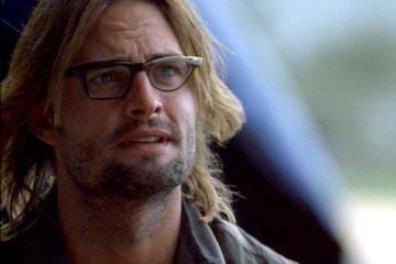 Josh Holloway nell'episodio 'Deus Ex Machina' di Lost
