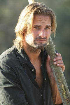 Josh Holloway nell'episodio 'Esodo: prima parte di Lost