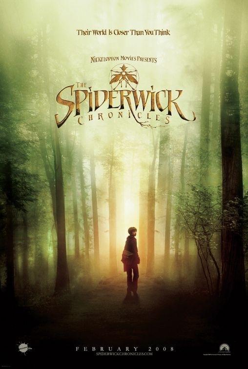 La locandina di The Spiderwick Chronicles