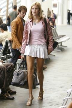 Maggie Grace e Ian Somerhalder nell'episodio 'Esodo: parte 1' di Lost