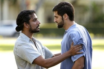 Lost: Naveen Andrews e Donnie Keshawarz nell'episodio 'Il bene superiore'
