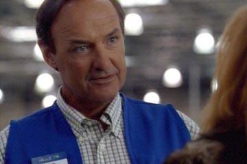 Terry O'Quinn in un flashback nell'episodio 'Deus Ex Machina' di Lost