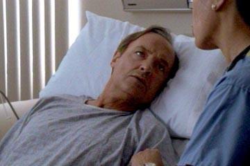 Lost: Terry O'Quinn in un flashback nell'episodio 'Deus Ex Machina'
