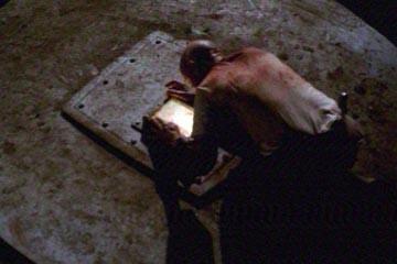 Terry O'Quinn in 'Deus Ex Machina' episodio di Lost