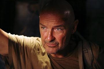 Terry O'Quinn è John Locke nell'episodio 'Esodo: parte 2' di Lost
