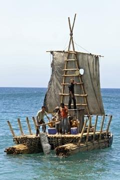 Un'immagine dell'episodio 'Esodo: parte 1' di Lost