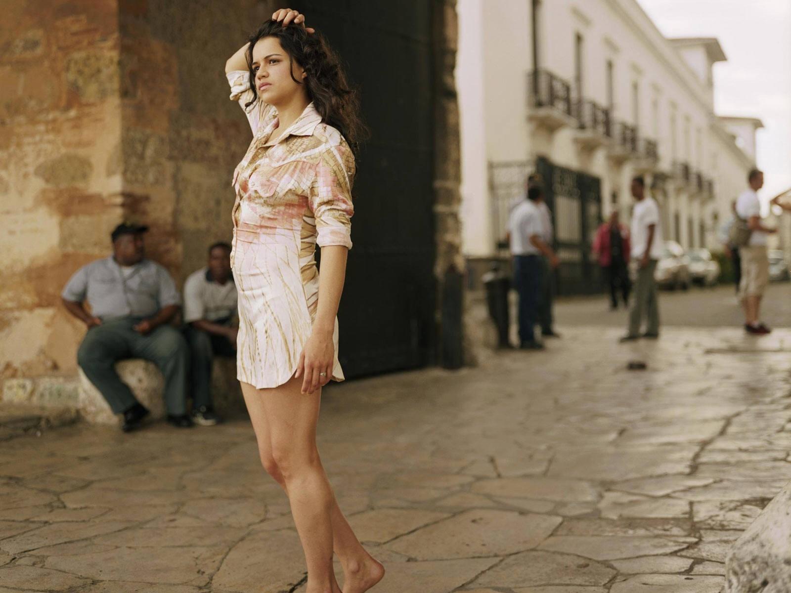 Wallpaper di Michelle Rodriguez - 8