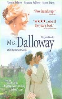 La locandina di Mrs. Dalloway