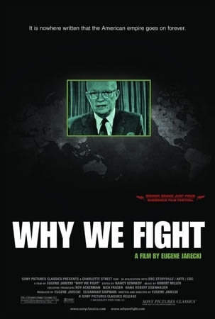La locandina di Why We Fight - Perché la guerra