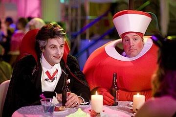 Adam Sandler e Kevin James in una foto di Io vi dichiaro marito e... marito