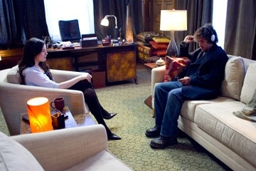Adam Sandler e Liv Tyler in una scena del film Reign Over Me