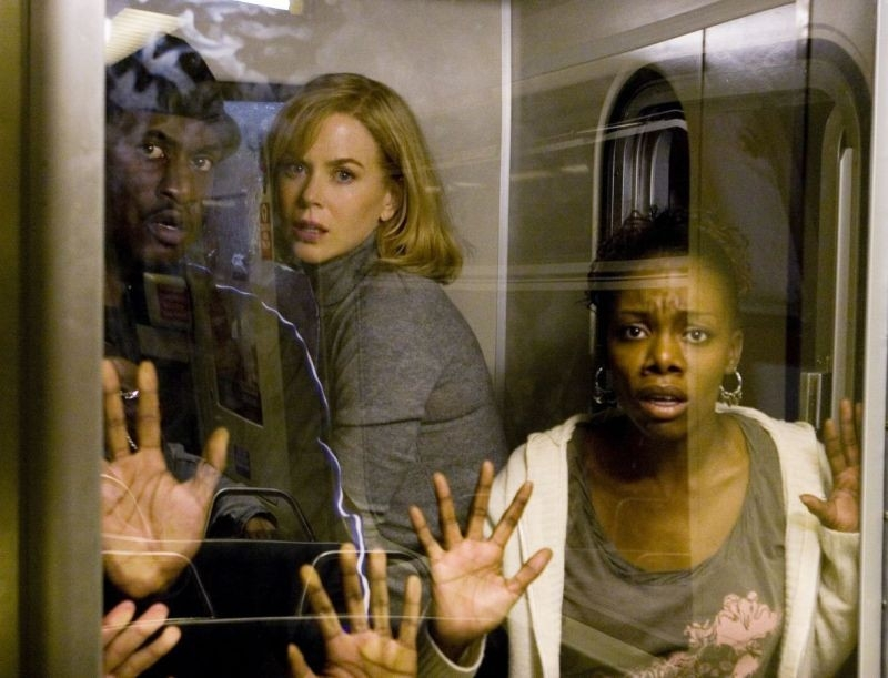 Nicole Kidman in una scena di The Invasion