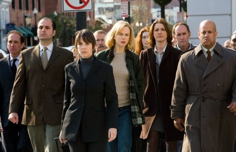 Nicole Kidman in una sequenza del film The Invasion