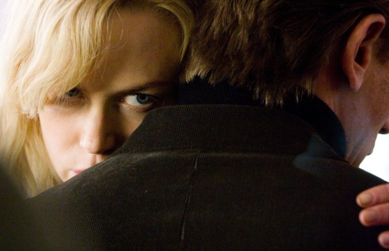Nicole Kidman in una scena del thriller fantascientifico The Invasion (2007)