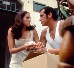 Una scena del film El Rey